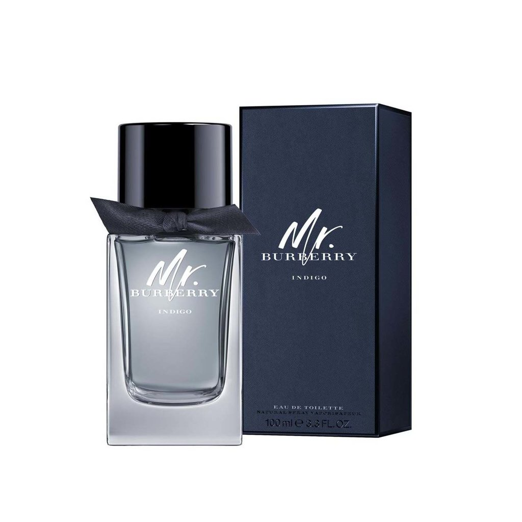 Для мужчин: Burberry Mr Indigo Туалетная вода м 50 ml в Элит-парфюм
