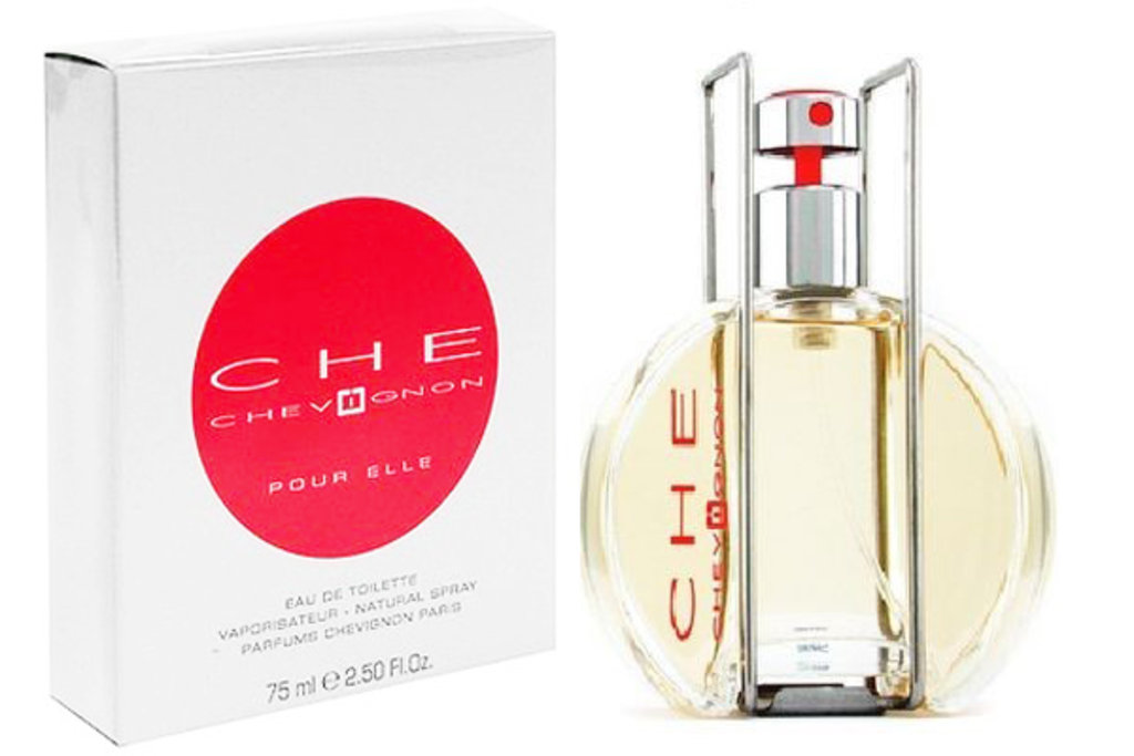 Chevignon: Chevignon CHE edt ж 75 ml в Элит-парфюм