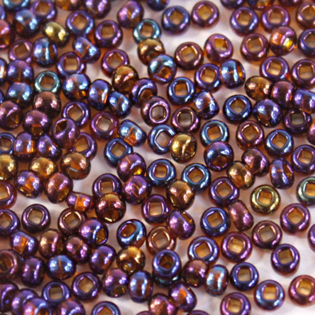 Бисер Preciosa 50гр.Ассорти(Сток)Чехия: Бисер Preciosa Ассорти 50гр(10/0 фиолетовый 11) в Редиант-НК