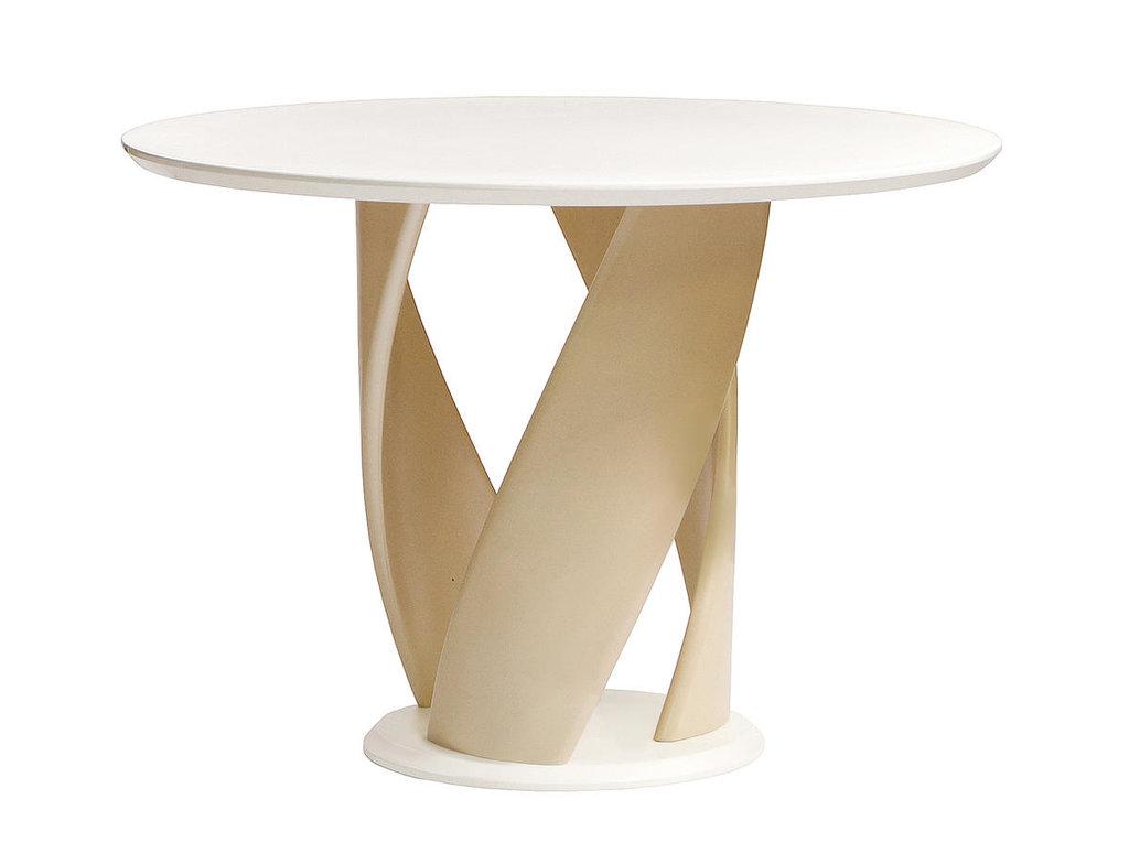 Столы обеденные: Стол обеденный Виртуоз D 120см в Актуальный дизайн