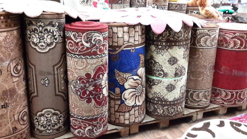 Ковры: Ковровые дорожки в Мир ковров