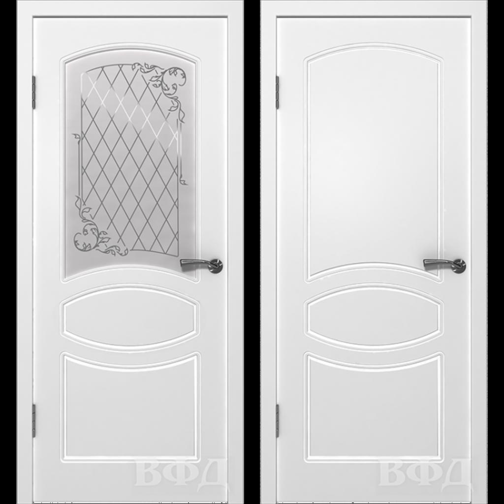 Межкомнатные двери: Межкомнатная дверь Родена ДО / ДГ в Двери в Тюмени, межкомнатные двери, входные двери
