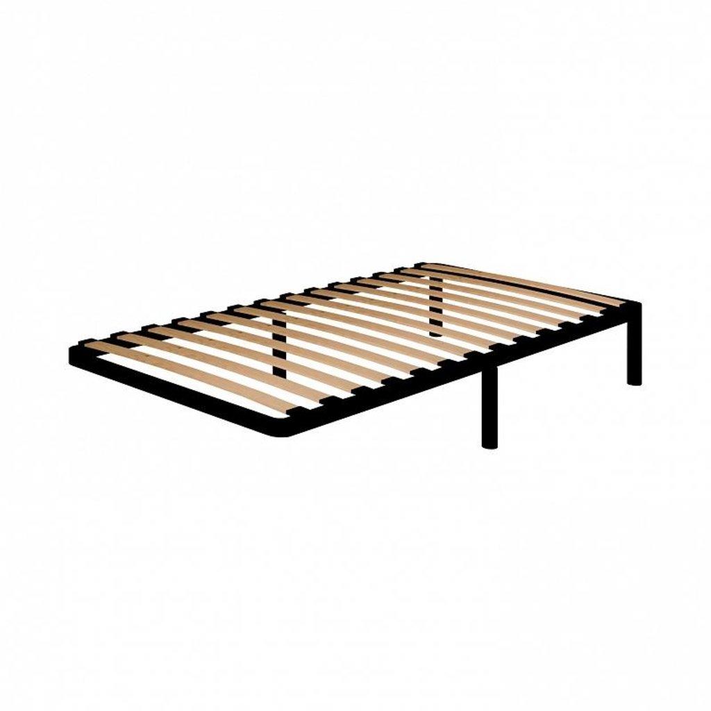 Кровати: Кровать Sherlock 45 (900, орт. осн. металл) в Стильная мебель