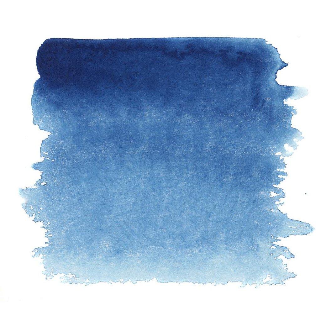 """Акварельные краски: Акварель """"Белые ночи"""" кювета берлинская лазурь 2,5мл в Шедевр, художественный салон"""