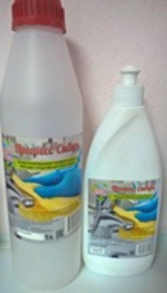 "Средства для сантехники: ""Прогресс Сибирь"" для сантехники 0,5 л в Чистая Сибирь"
