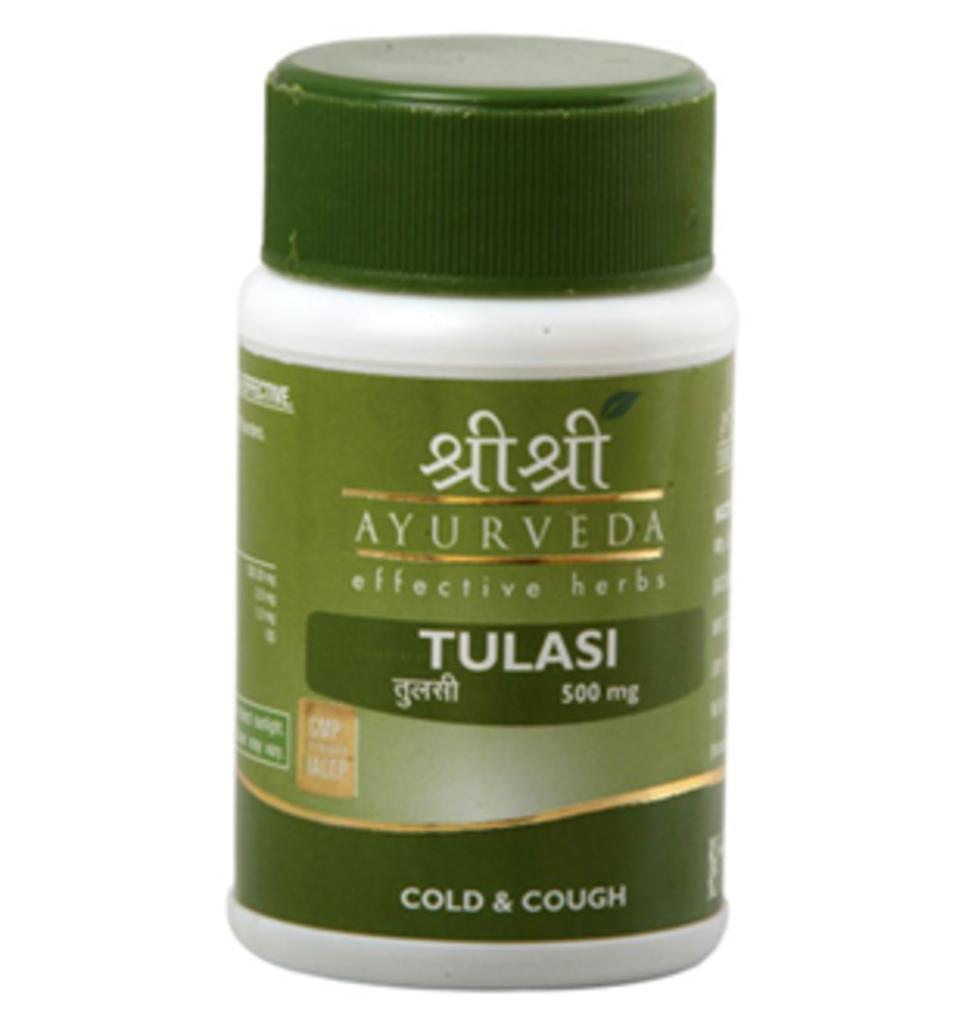 БАДы: Туласи    (Tulasi tab) в Шамбала, индийская лавка