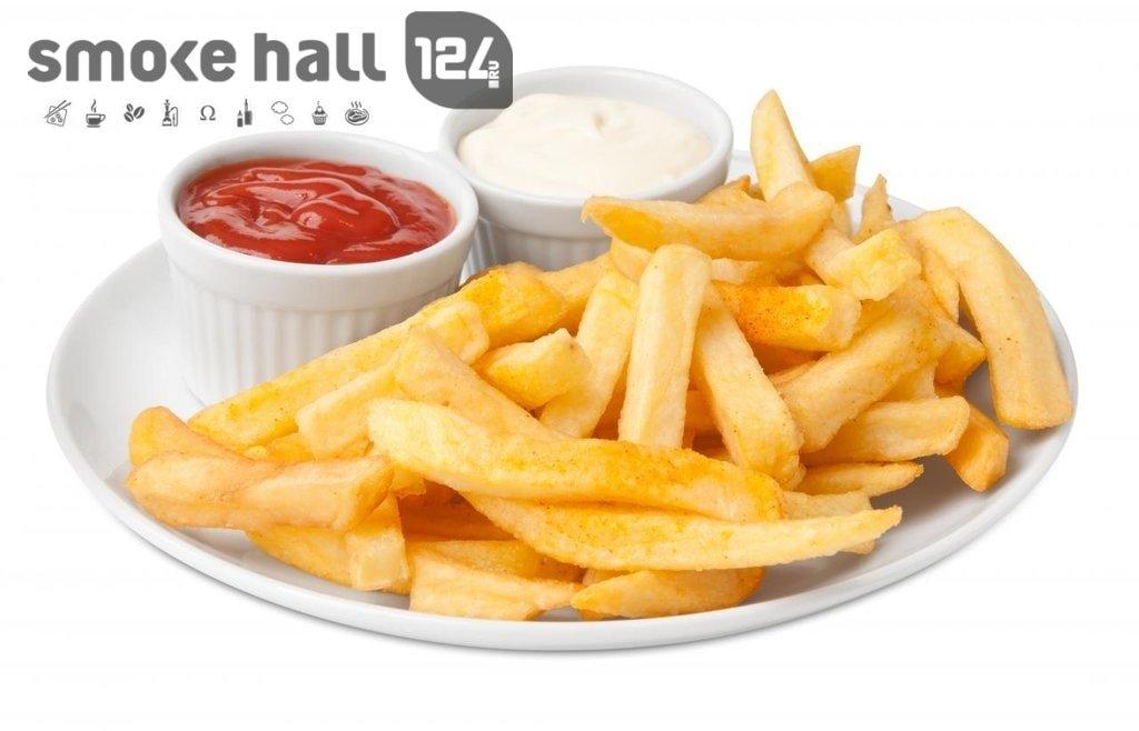 Закуски: Картофель фри в Restorant SH