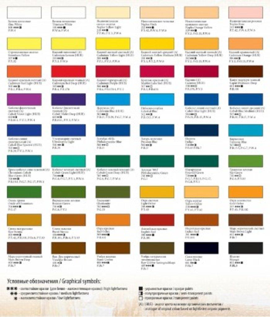 """Ладога: Краска масляная """"Ладога"""" марс коричневый темный 46мл в Шедевр, художественный салон"""
