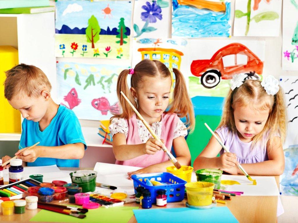 Центры раннего развития: Творческие занятия в Детский центр Фея