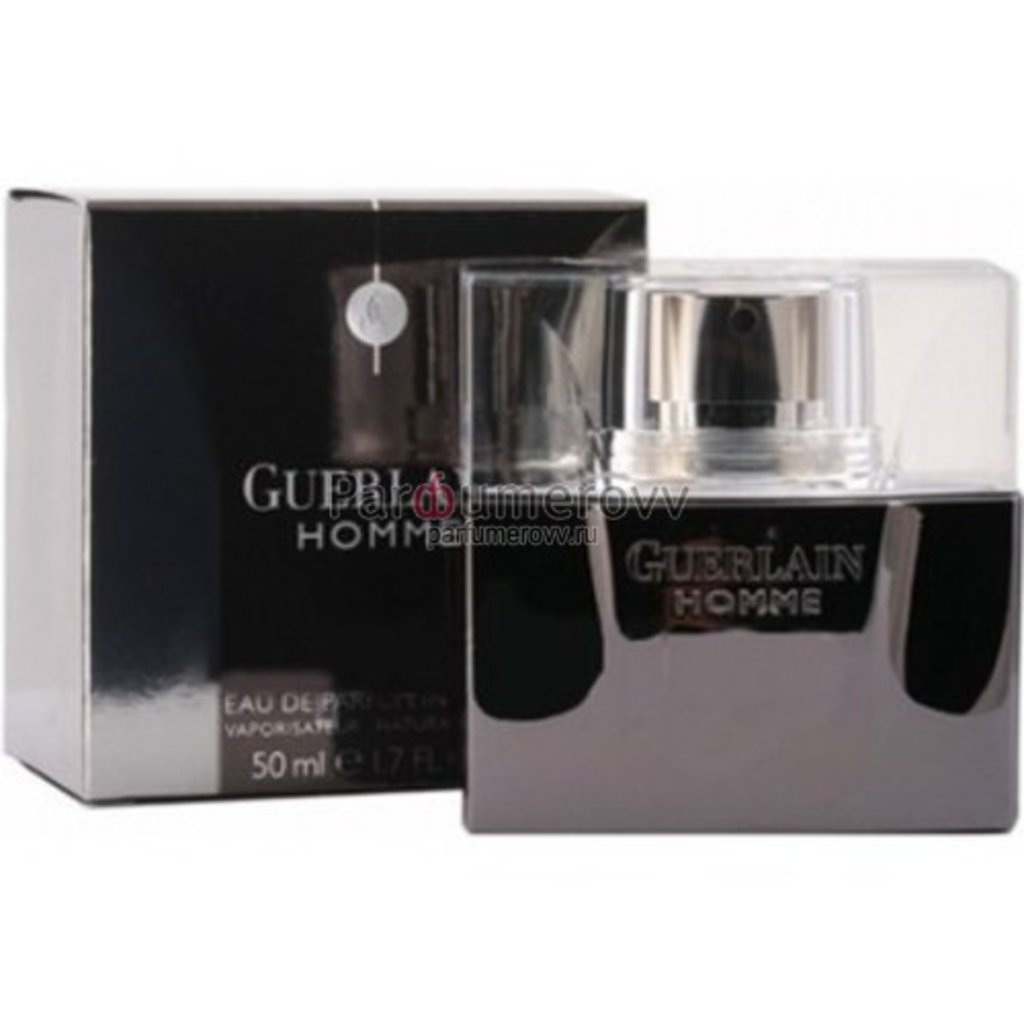 Мужская парфюмерная вода Guerlain: Guerlain Homme Intense edp м 50 ml в Элит-парфюм