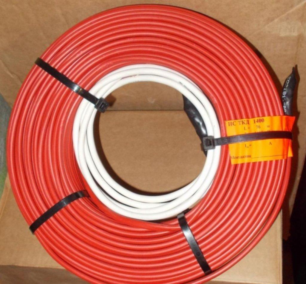 Теплокабель одножильный экранированный греющий кабель (Россия): кабель ТК-1400 в Теплолюкс-К, инженерная компания