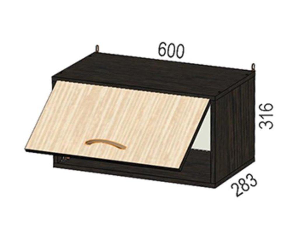 Мебель для прихожей Визит-5: Антресоль Визит-5 в Диван Плюс
