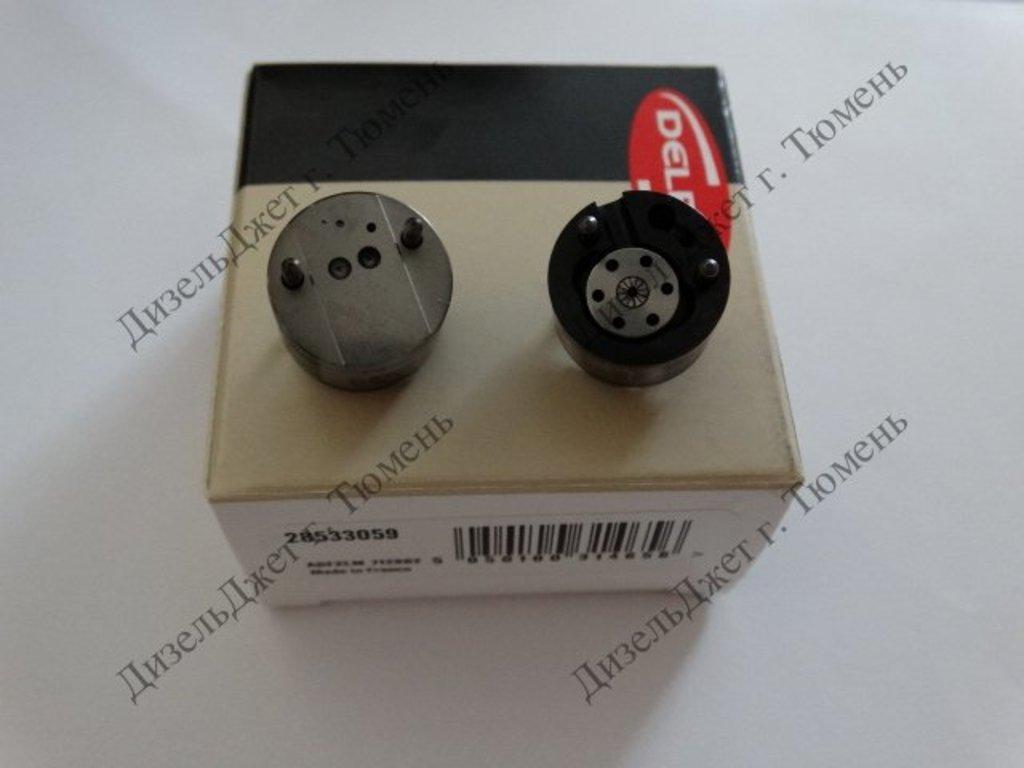 Клапана для форсунок DELPHI: Клапан форсунки 28533059 Евро 5 в ДизельДжет