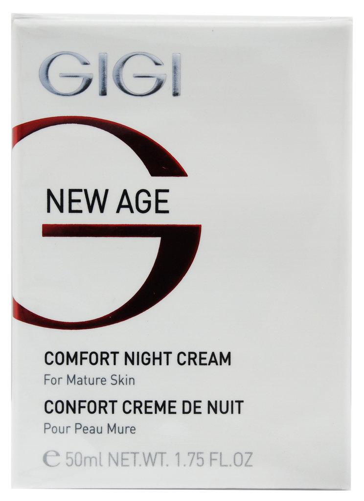 Антивозрастной уход: Крем-комфорт ночной / Comfort Night Cream, New Age, GiGi в Косметичка, интернет-магазин профессиональной косметики