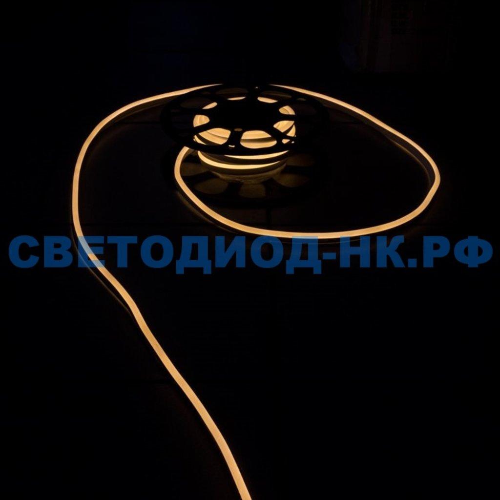 НЕОН 220В: Неон 220В BVD FN-2835-120-1120-220V-10m-WW (warm white) (10 метров) в СВЕТОВОД