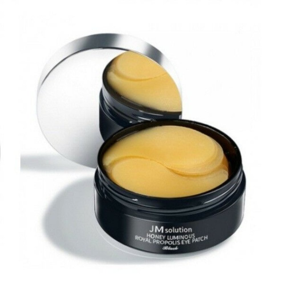 Патчи: Патчи для глаз с экстрактом прополиса JMsolution Honey Luminous Royal Propolis Eye Patch 60мл в Мой флакон