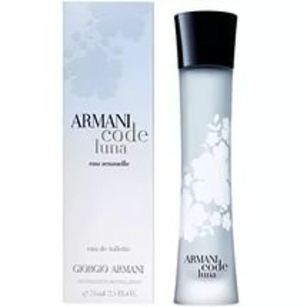 Giorgio Armani (Джорджио Армани): Giorgio Armani Armani Code Luna Eau Sensuelle ( Джорджио Армани Код Луна Сенсуэль) edp 75ml в Мой флакон