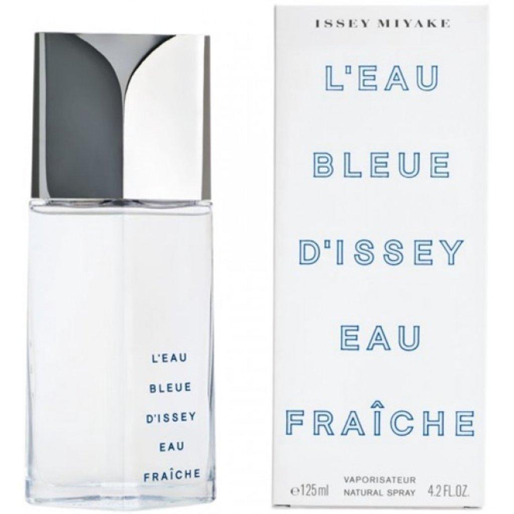 Issey Miyake: Issey Miyake L'eau Bleue D' Issey Fraiche Туалетная вода edt муж 125 ml в Элит-парфюм