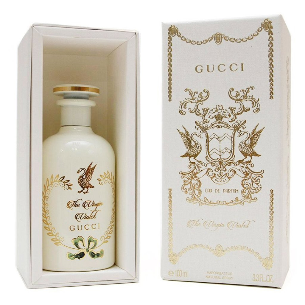 Gucci (Гуччи): Gucci The Virgin Violet (Гучи зе Вирджин Вайолет) edp 100ml в Мой флакон