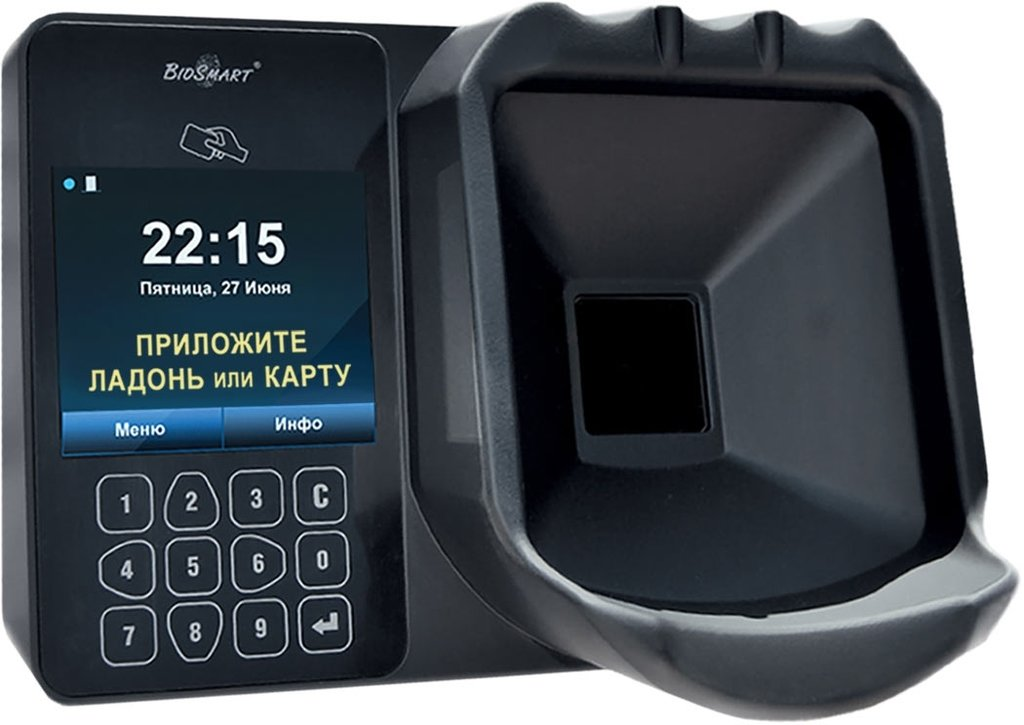 Системы контроля доступа: BioSmart PV-WTC-EM в Русичи