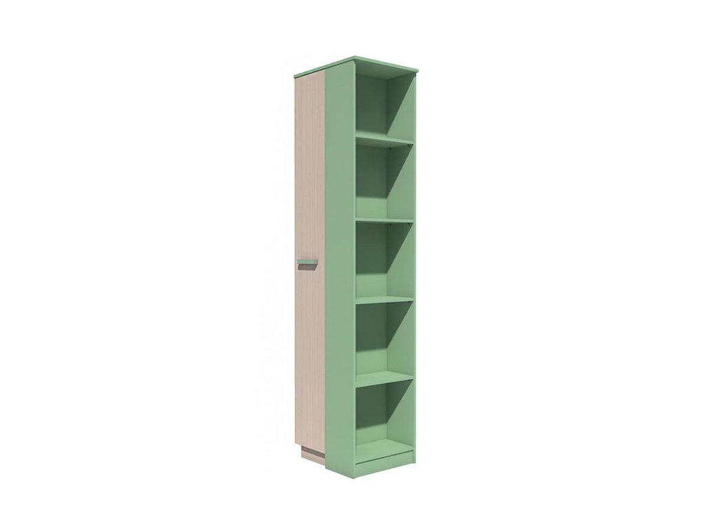 Детские шкафы и стеллажи: Стеллаж НМ 013.93-02 М Рико-М в Стильная мебель