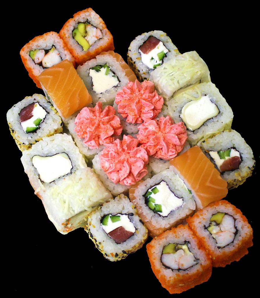 Суши-сеты: Сет №3 в Restorant SH
