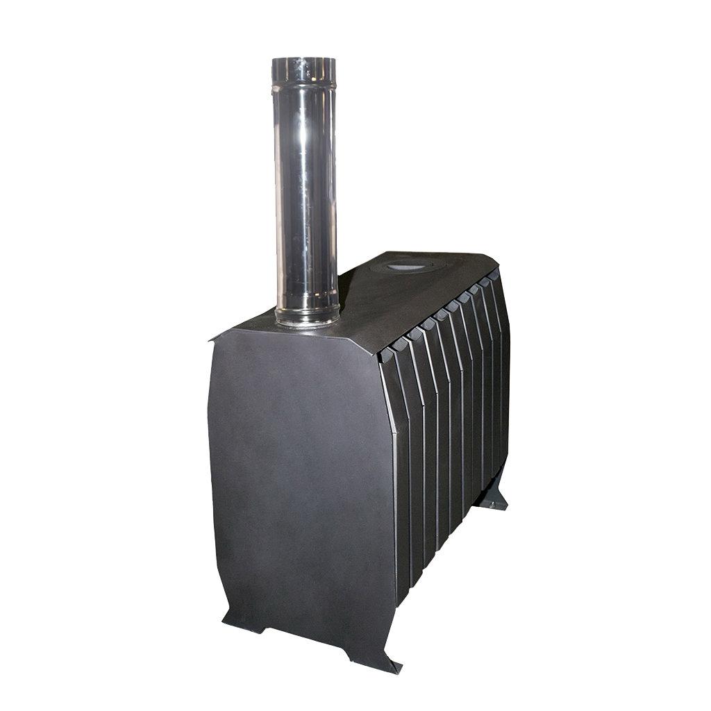 Отопительные: Печь «Теплушка В 200» с чугунной дверкой в Антиль