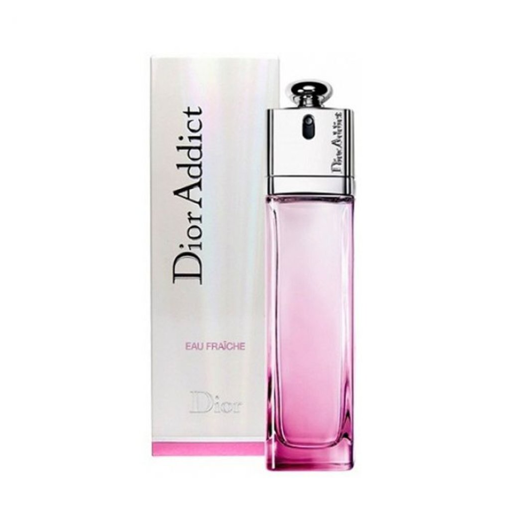 Christian Dior: Туалетная вода CD Addict Eau Fraiche edt ж 100 ml в Элит-парфюм