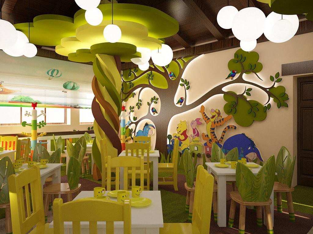 Детский клуб: Детское кафе в СТРАНА ЧУДЕТСТВА, детский клуб