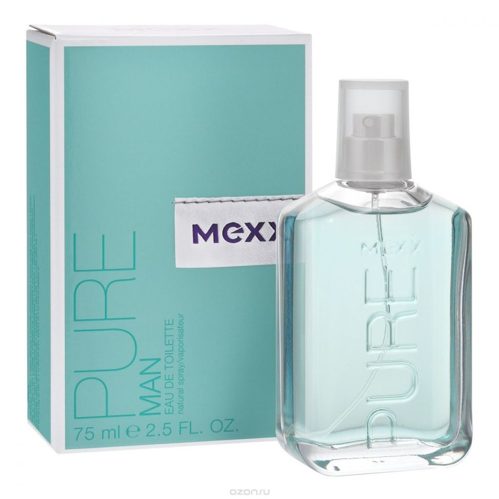 Mexx: Mexx Pure edt 75 ml в Элит-парфюм