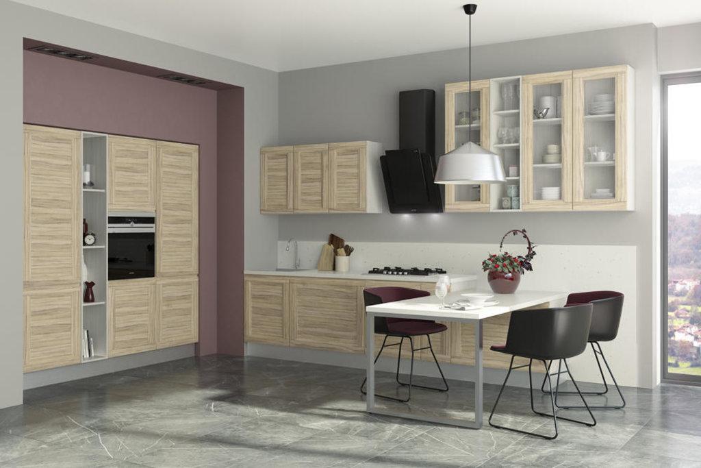 Кухни: Кухня Марсель 3 Вяз в Стильная мебель