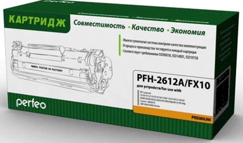 Картриджи: Perfeo картридж совместимый аналог Q2612A в A-Центр Пульты ДУ