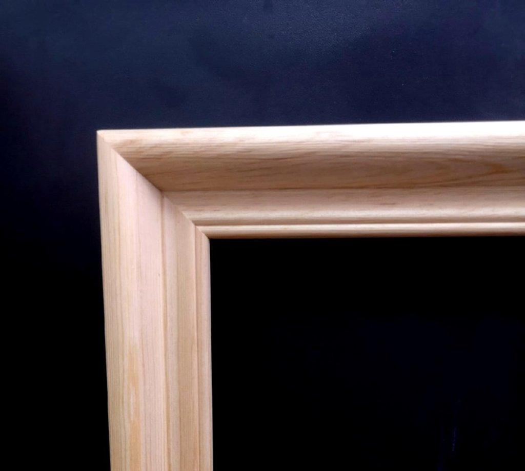 Рамы: Рама №4 50*60 Лесосибирск сосна в Шедевр, художественный салон