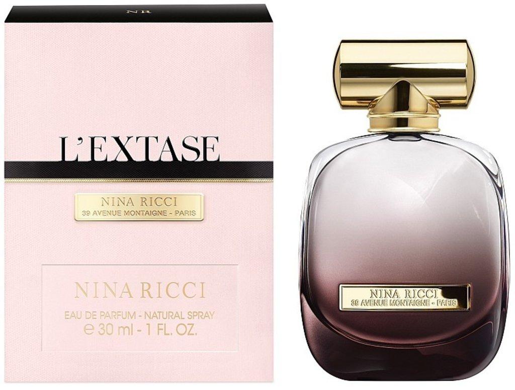 Nina Ricci (Нина Ричи): Nina Ricci L'Extase ( Нина Ричи Лекстаз) edp 100ml в Мой флакон