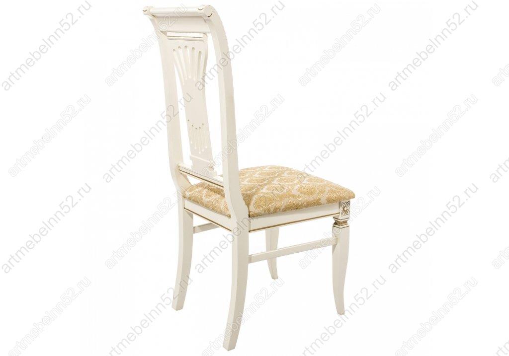 Стулья, кресла для кафе, бара, ресторана: Стул 319275 (молочный с патиной) в АРТ-МЕБЕЛЬ НН