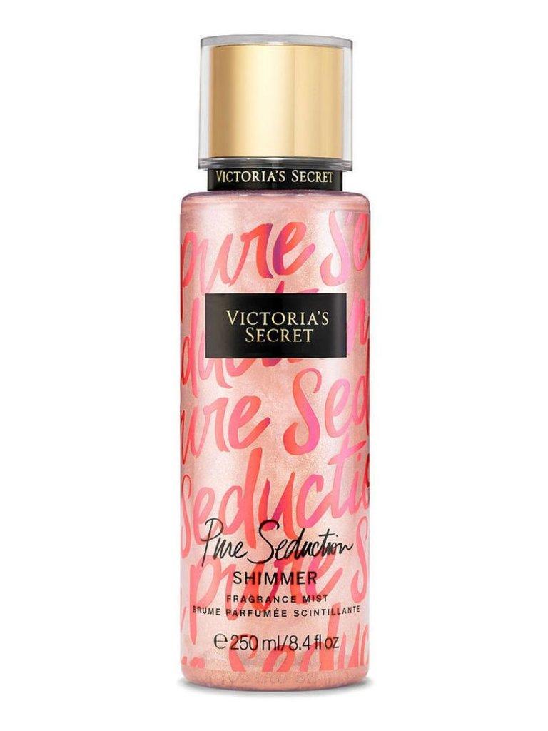 """Новинки: Victoria's Secret парфюмированная дымка-спрей для тела """"Pure Sedaction"""" 250 ml в Мой флакон"""