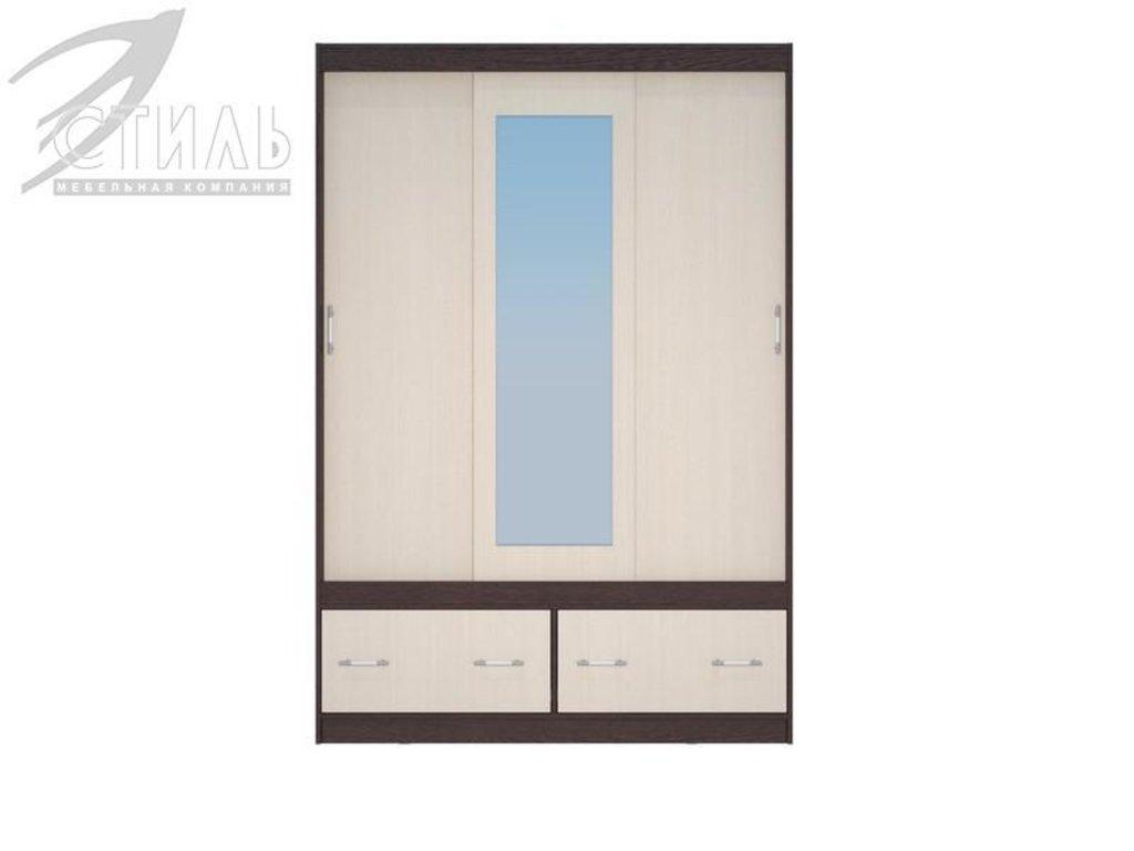 Шкафы: Шкаф-купе Комфорт-1,5(С) в Диван Плюс