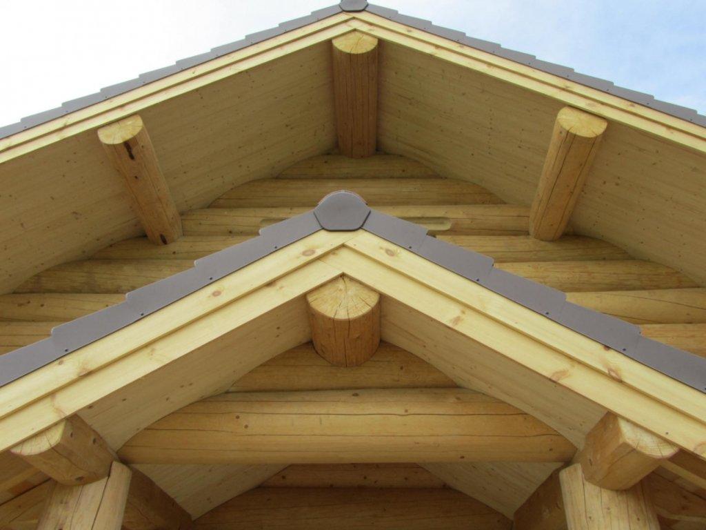 Кровельные работы: Монтаж крыши в Теплый Дом
