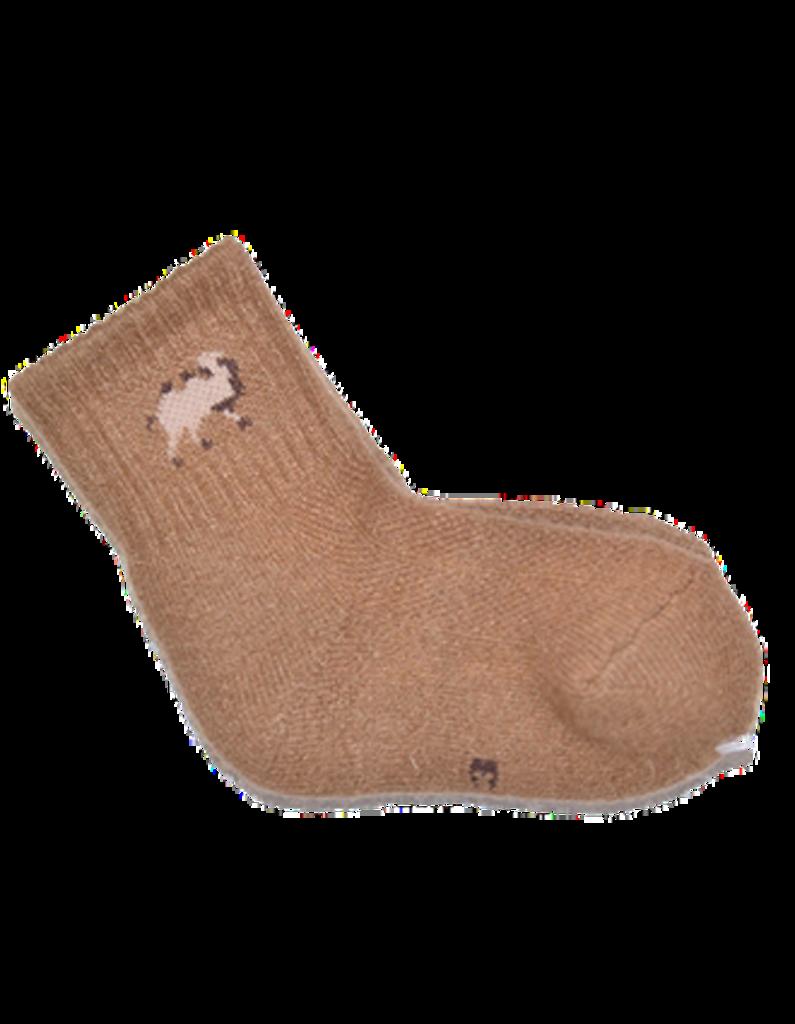 Чулочно-носочные изделия: Носки детские из верблюжьей шерсти и шерсти яка в Сельский магазин