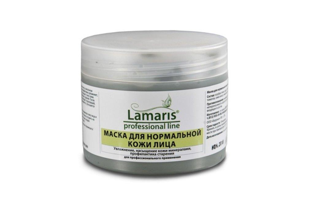 Глиняные маски для лица на основе водорослей Lamaris: МАСКА ДЛЯ НОРМАЛЬНОЙ КОЖИ ЛИЦА Lamaris в Профессиональная косметика LAMARIS в Тюмени