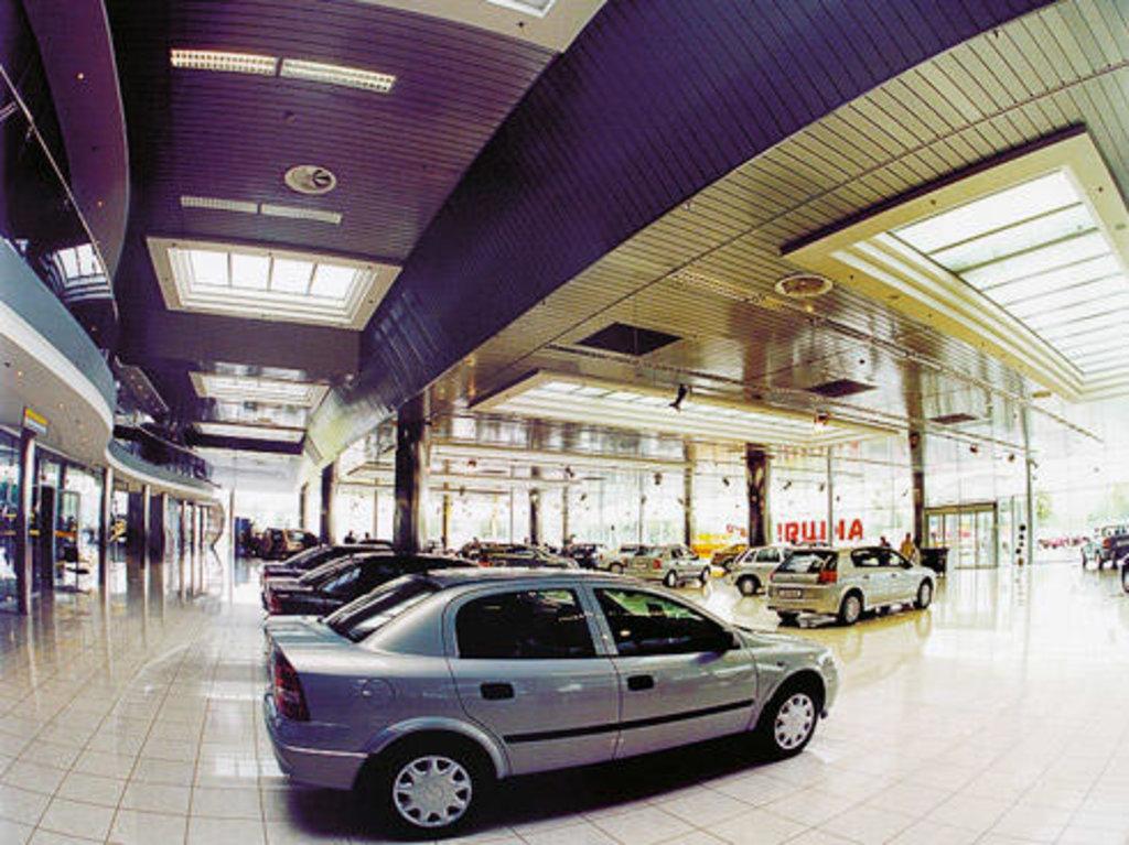 Реечные потолки: Реечный потолок открытого типа AN185A металлик матовый А906 rus в Мир Потолков