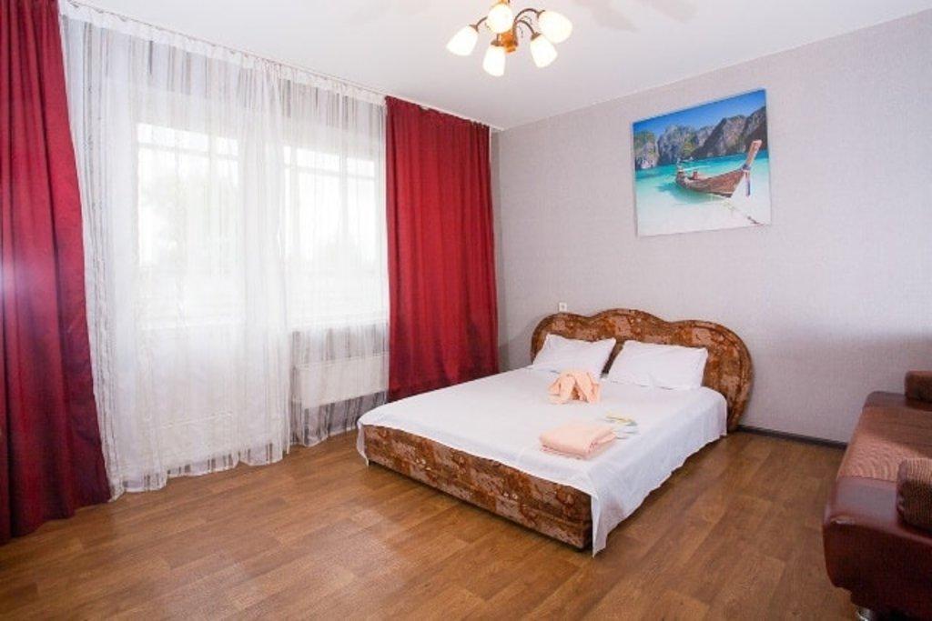 Однокомнатные квартиры: Однокомнатная квартира улица Молокова, 1д в Эдем