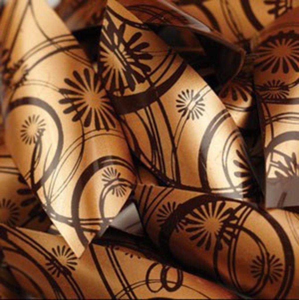 Шоколадный декор: Переводной лист Ромашки в ТортExpress