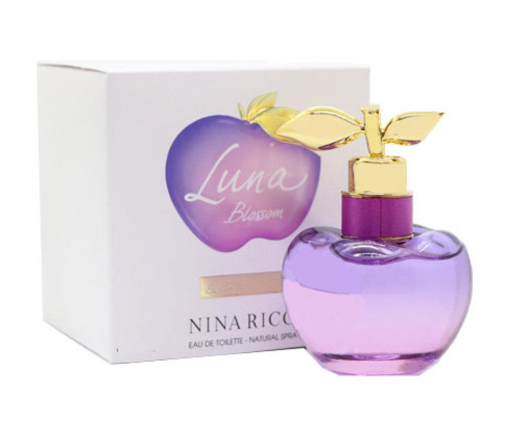 Nina Ricci (Нина Ричи): Nina Ricci Luna Blossom (Нина Ричи Луна Блоссом) edt 80ml в Мой флакон
