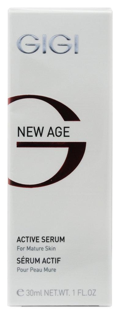 Сыворотки: Активная сыворотка / Active Serum, New Age, GiGi в Косметичка, интернет-магазин профессиональной косметики