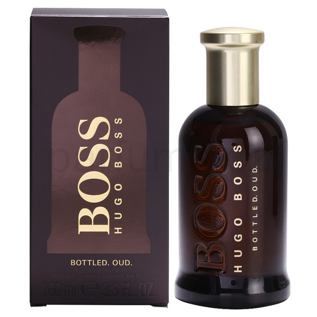 Мужская парфюмированная вода: Hugo Boss  Boss Bottled Oud 100ml в Мой флакон