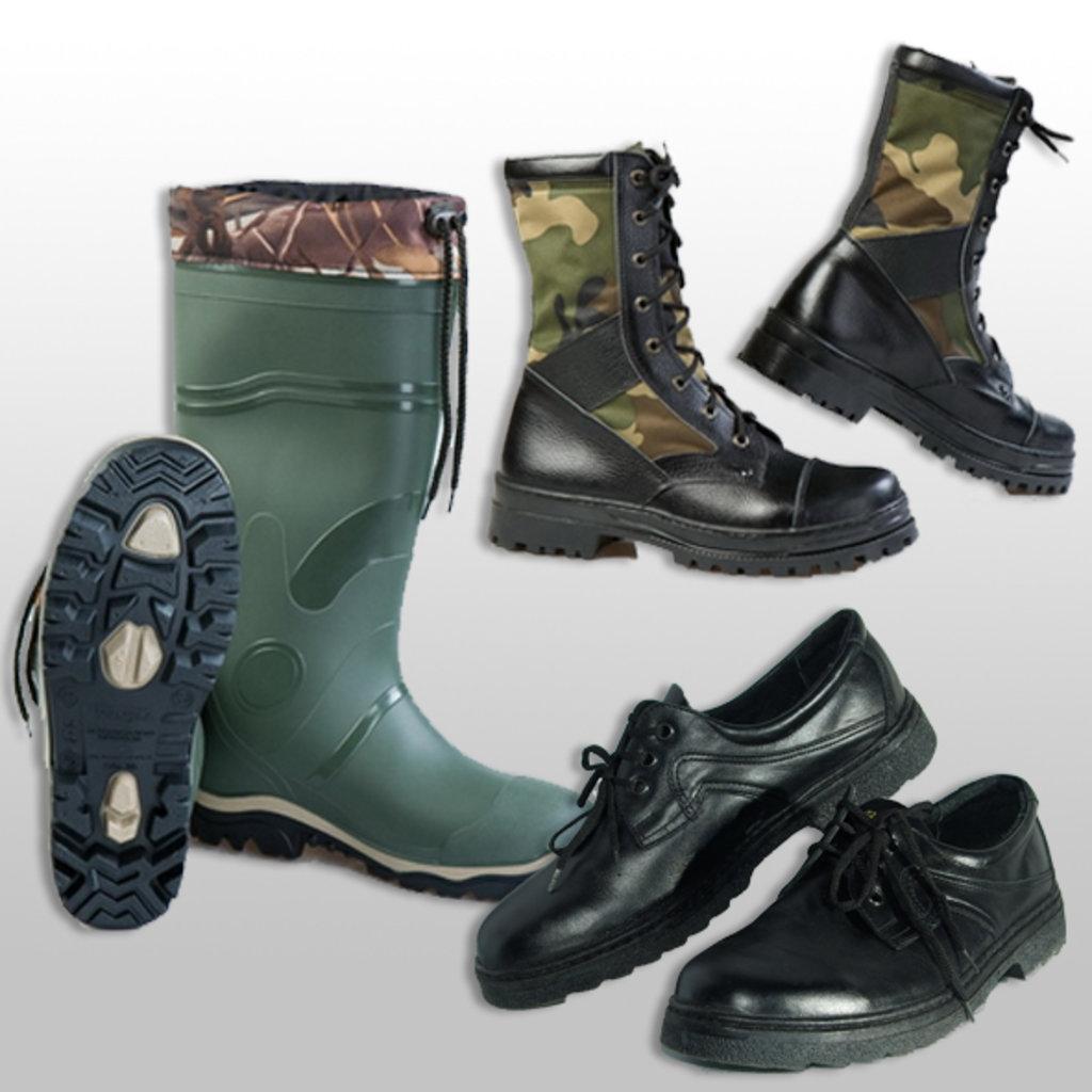 Специальная одежда, обувь: Специальная обувь в Барс-1, магазин по продаже оружия, ЗАО