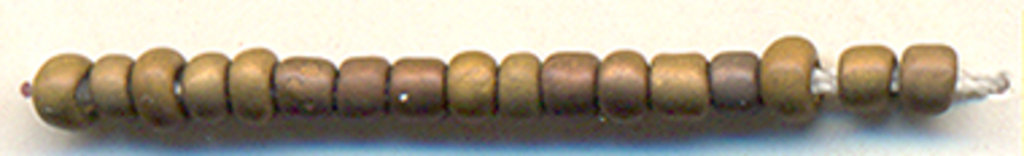 Бисер(стекло)6/0 упак.500гр.Астра: Бисер(стекло)6/0,упак.500гр.,цвет 570(коричневый матовый/эф.камня) в Редиант-НК