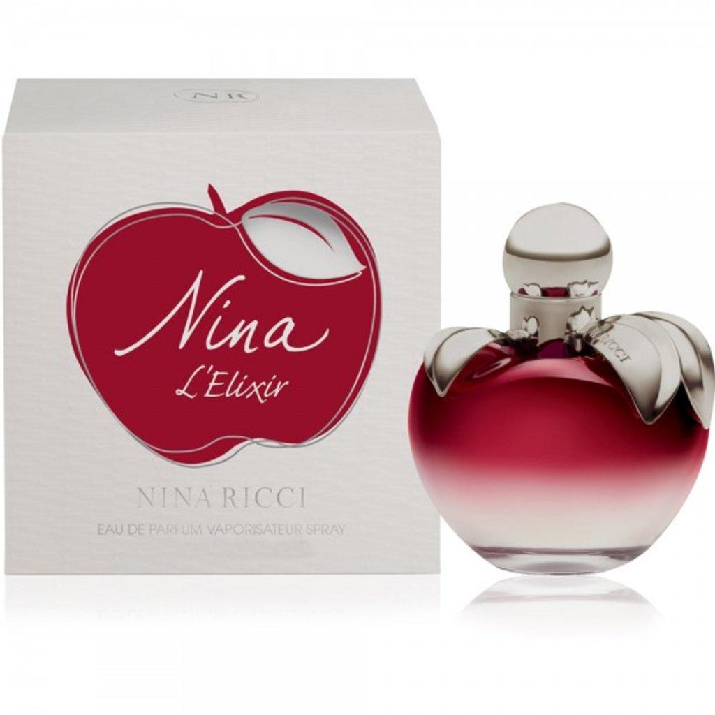 Женская парфюмерная вода Nina Ricci: NR Nina L`Elixir edp 30 | 50 | 80ml в Элит-парфюм