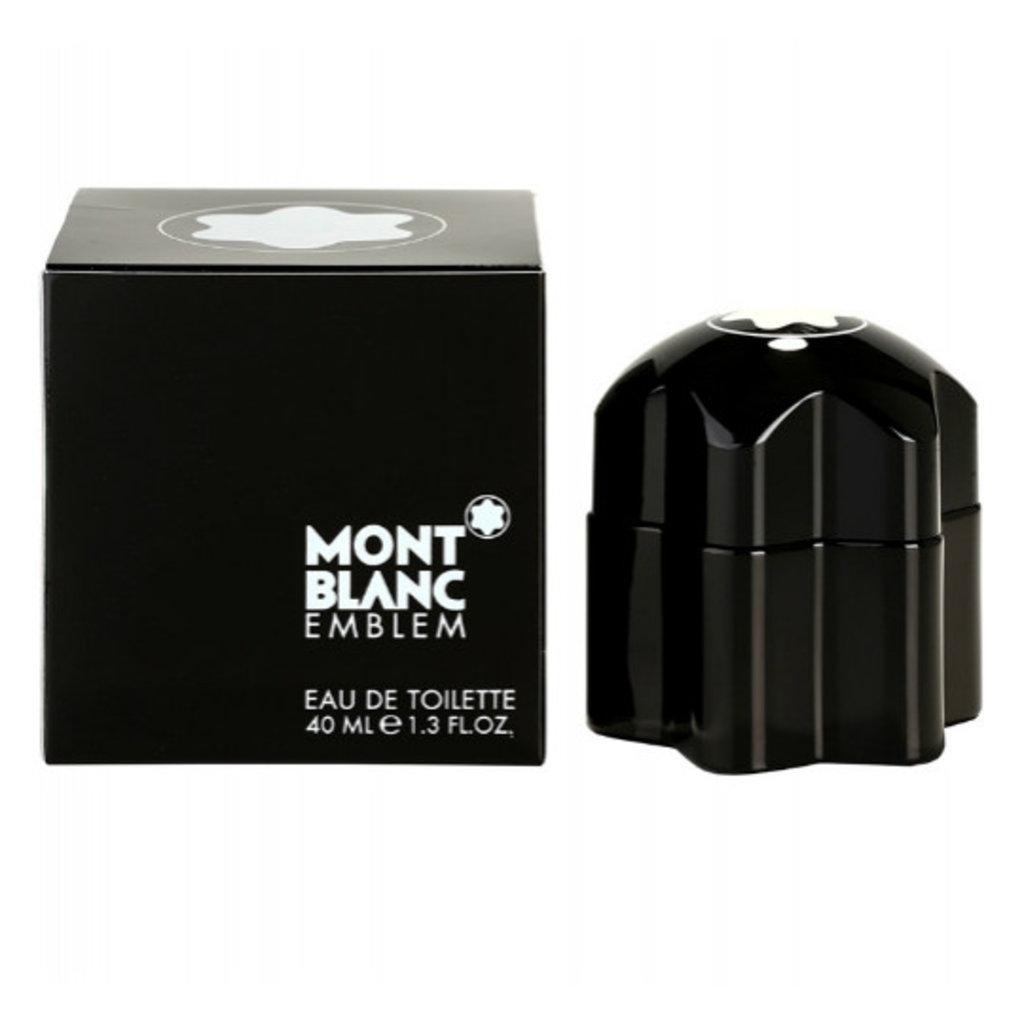 Для мужчин: Mont Blanc Emblem Туалетная вода 40ml в Элит-парфюм